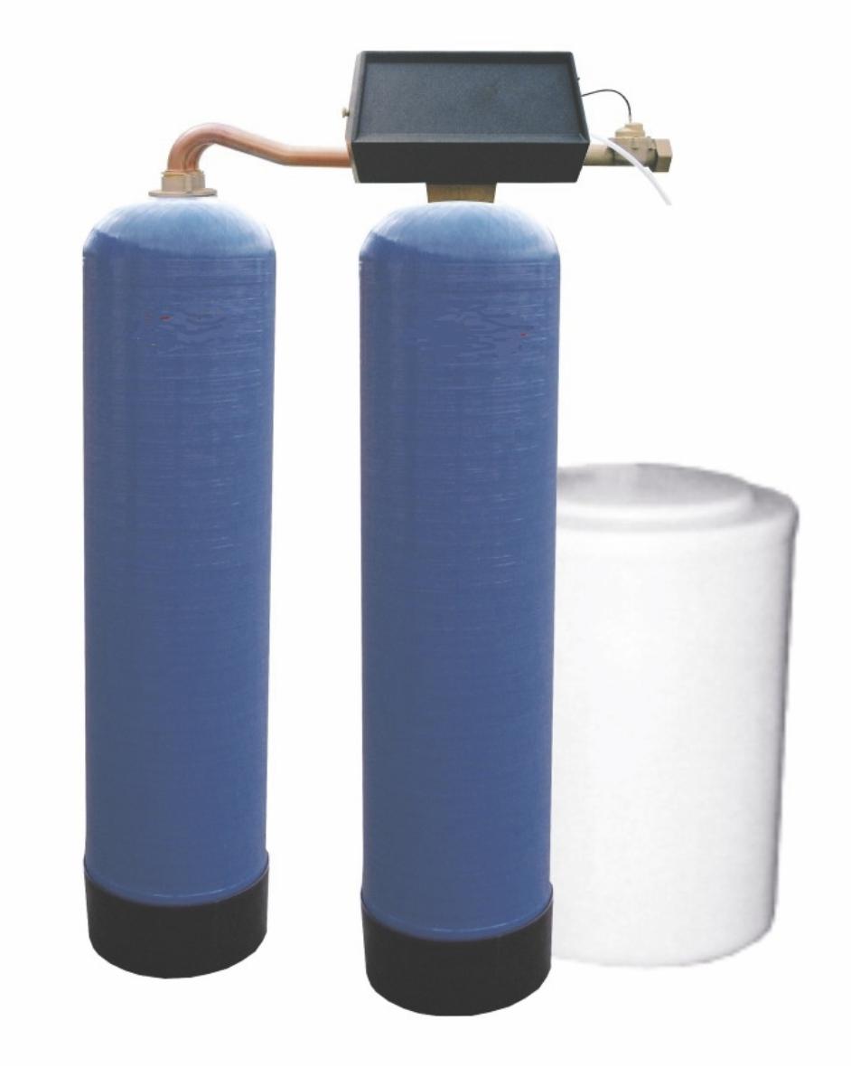 Průmyslové změkčovací filtry