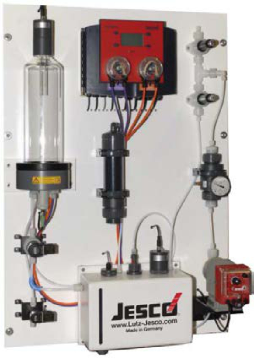Dezinfekce vody, generátory CLO2, UV zářiče